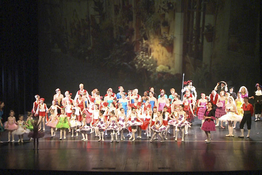 Ballettschule Warnas